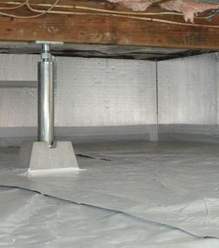Installed Crawl Space Insulation In Manlius ...