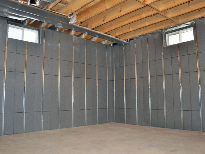 Wall Insulation Product : Inorganic basement wall panels in syracuse utica rome by