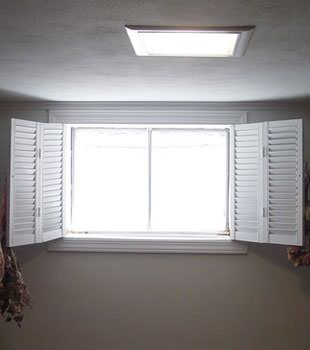 Basement Window installed in Clinton, New York